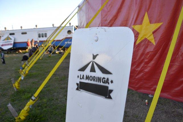 En su primer invierno La Moringa está calefaccionada. Foto <b>UNO</b> Mateo Oviedo.