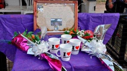 En 2015 el CAE le realizó un homenaje a Marisa.
