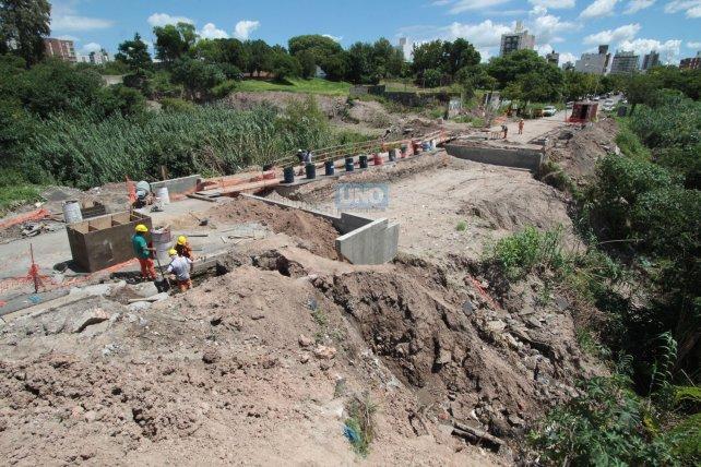 Entre los verdes, la tierra y el cemento. Foto <b>UNO</b> Juan Ignacio Pereira.