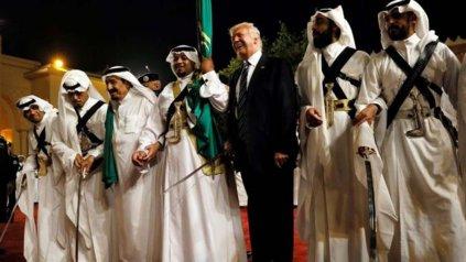 Trump eligió a Arabia Saudita como el destino de su primer viaje oficial como presidente de Estados Unidos.<div>&amp;nbsp;</div>