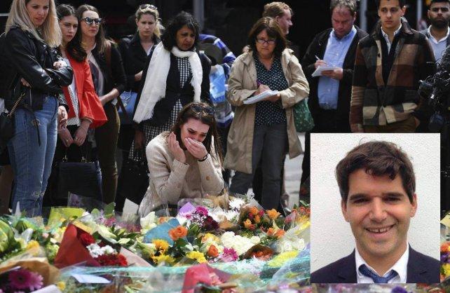 Rajoy subió el rango de la distinción a Echeverría: pedirá la Gran Cruz de la Orden del Mérito Civil<br><br>