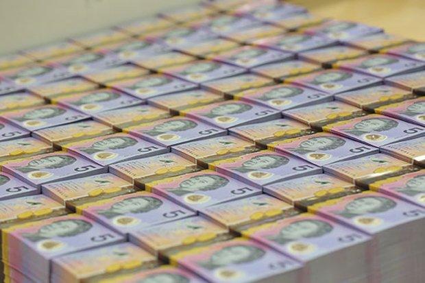 Uruguay pone en circulación sus primeros billetes de plástico
