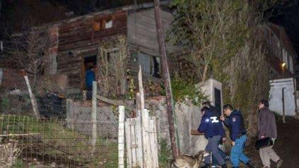 Un hombre confesó que había matado a la madre de sus hijos en una vivienda en San Martín de los Andes