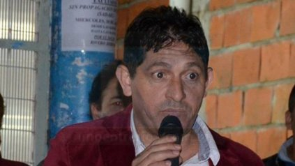 <b>El jefe</b>. Para la causa judicial, Tavi Celis, es el organización de la banda.