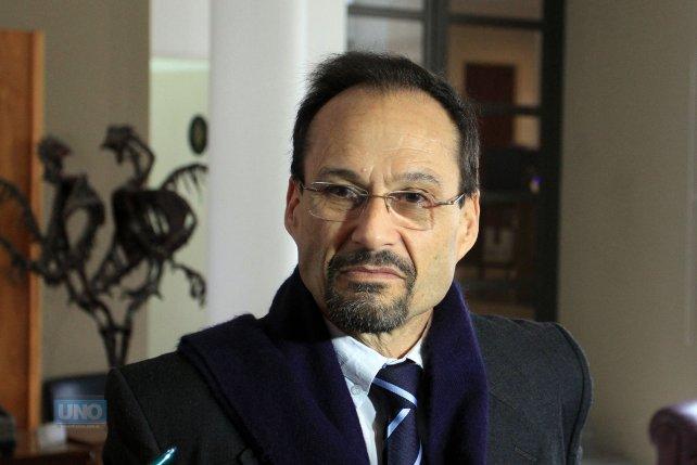 El procurador general Jorge Amilcar Luciano García. Foto <b>UNO</b> Diego Arias.