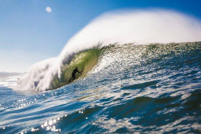 Sachi ya está pensando en cómo seguirá las olas en el invierno boreal.