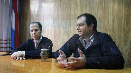 <p> Gerardo Gabriel Gentiletti, y Pedro Tomiozzo. </p><p></p>