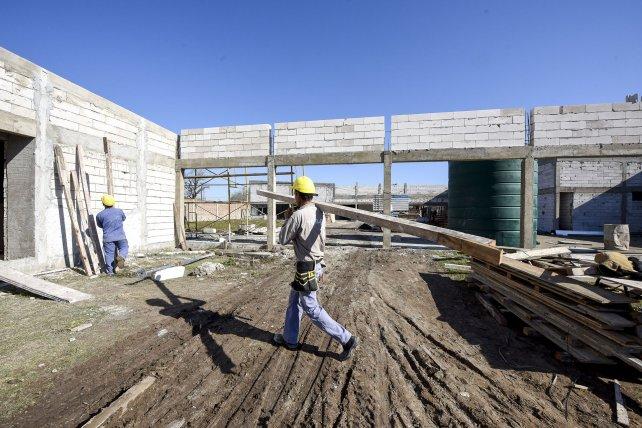 Los obras que se realizan en Paraná.