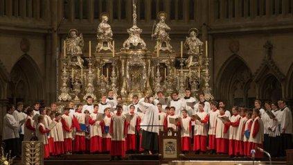 Los gorriones de la catedral de Ratisbona, sur de Alemania