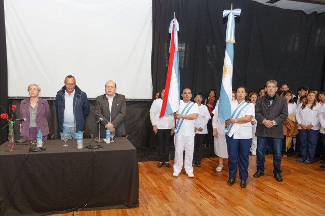 Foto prensa Ministerio de Salud.
