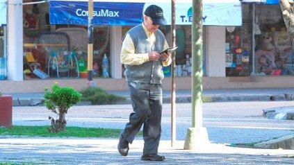 Rivas paseando por Gualeguaychú<div>&amp;nbsp;</div>