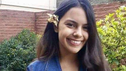 Detuvieron a un profesor por el crimen de Anahí Benítez