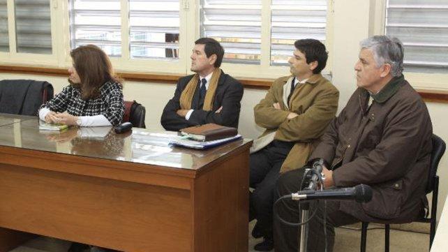 <b>El primer juicio</b>. En 2011, Berón fue condenado y Villaverde logró la absolución.
