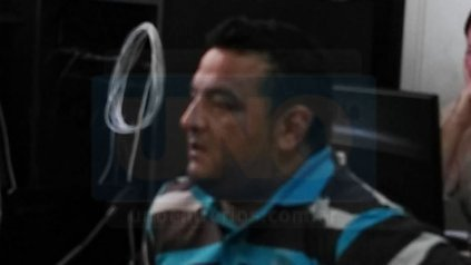 Víctor Villaverde, 39 años, panadero: vendedor.