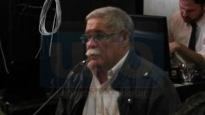 Hugo Medina, 63 años, policía retirado por incapacidad: subalmacenamiento.