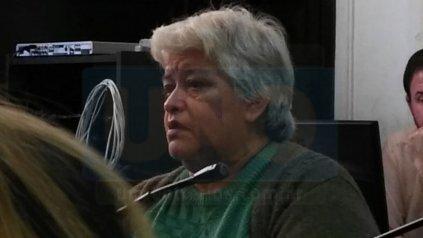 Liliana Ruiz de Medina, 57 años, empleada doméstica: subalmacenamiento.