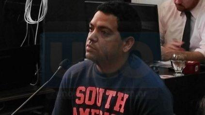 Jorge Andino, 31 años, comisionista y remisero: asistente del proveedor.