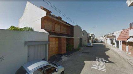 La casa donde ocurrió el crimen se ubica en el pasaje Málaga al 5500<div><br></div>