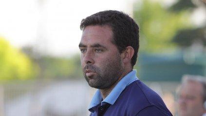 Hugo Fontana (DT de Arsenal de Viale)