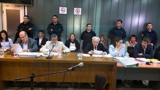 <b>La hipótesis</b>. Parte de los defensores de los acusados apuntan al crimen relacionado con los contratos.