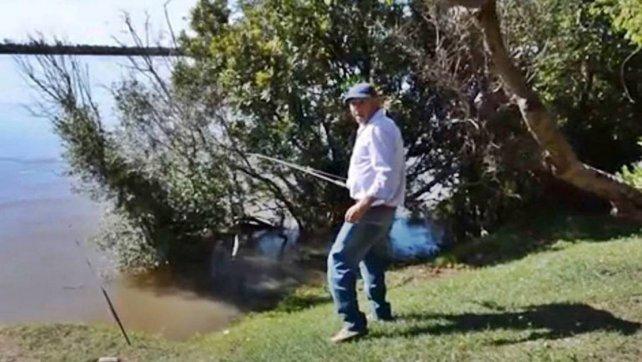 Pescador halló un tesoro de oro en el río Uruguay
